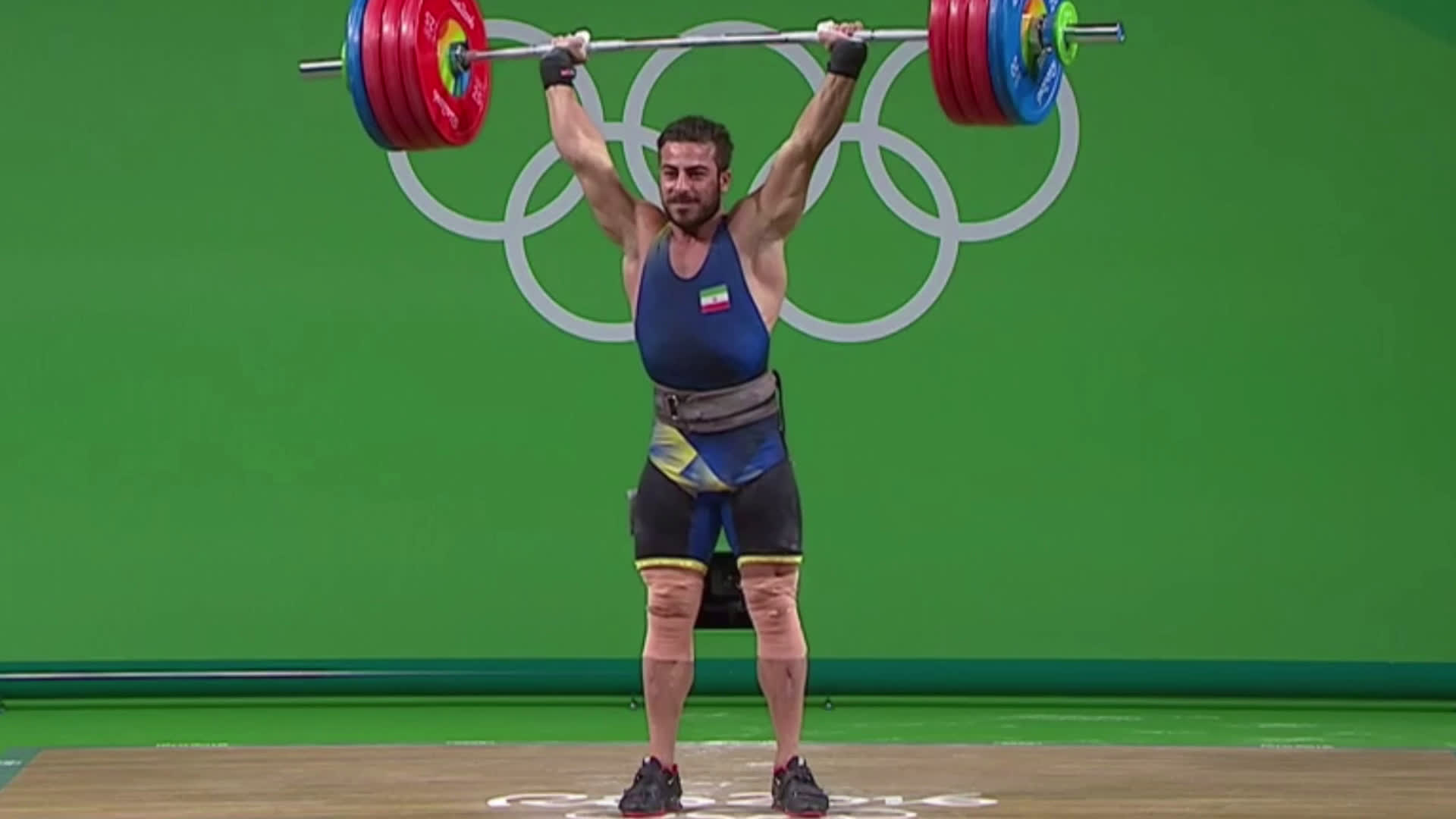 Weightlifting, Denis Ulanov: biography, achievements and interesting facts