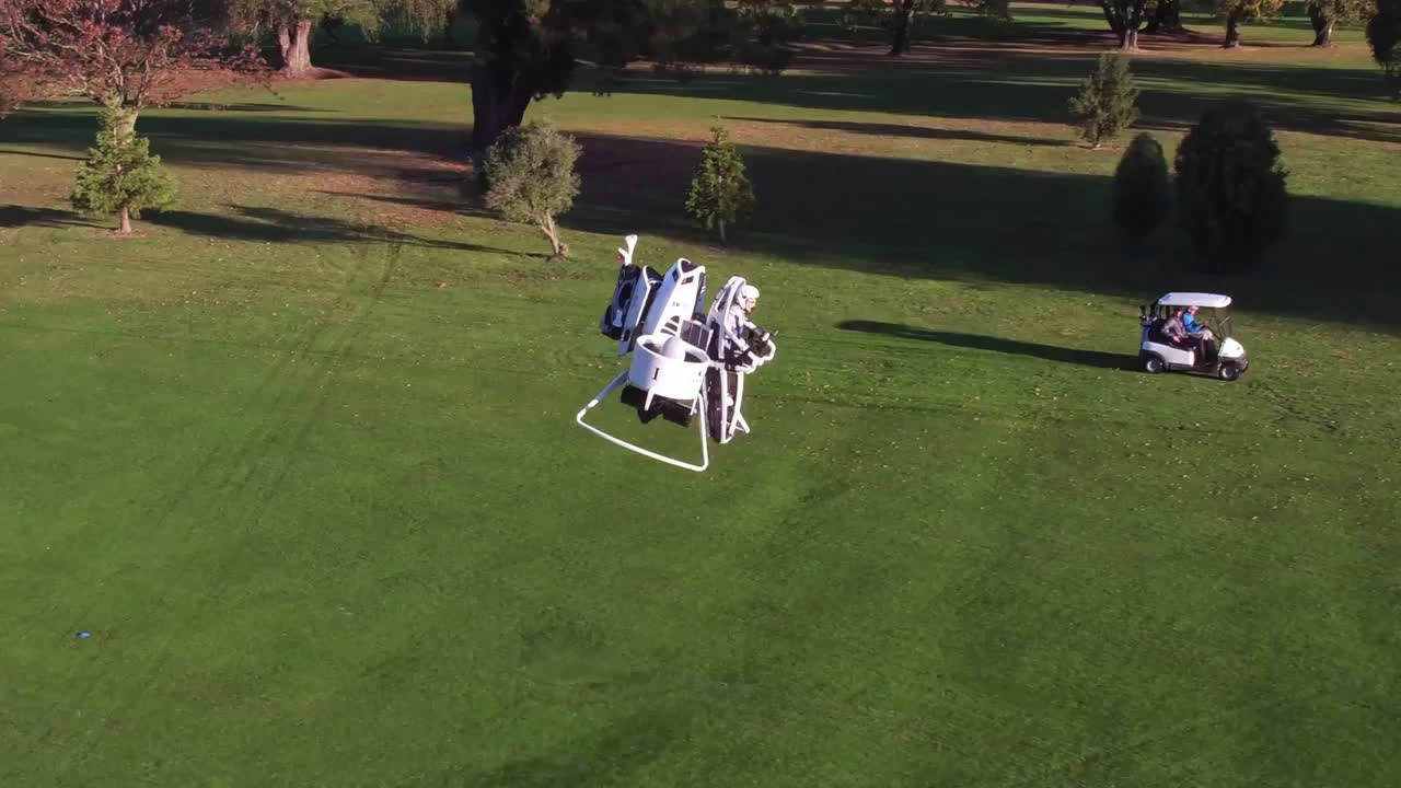 3ebb47a907b Bubba Watson s newest golf toy is a  200