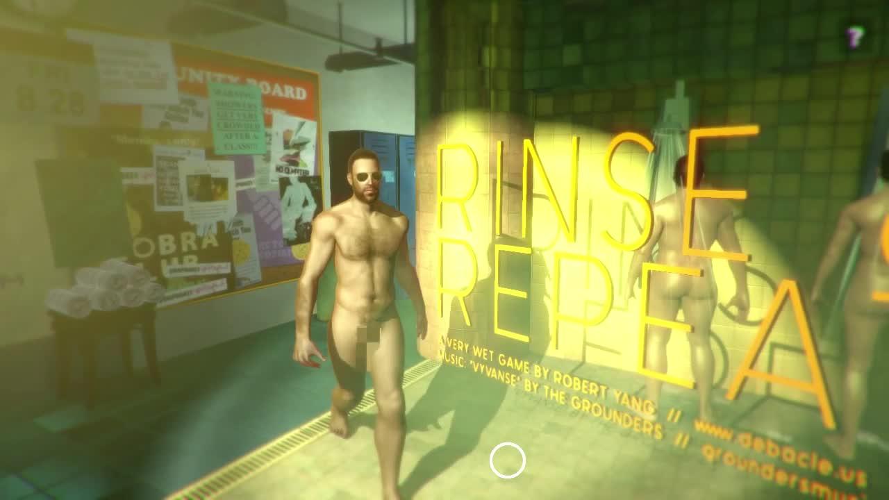 Opinion dressroom simulator game naked life